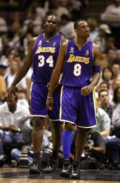 Image detail for -Lakers Universe - Shaquille O'Neal picture, Los Angeles Lakers vs. New ...