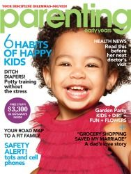 Magazine Cover Templates : Your Baby Printable DIY Magazine Cover ...