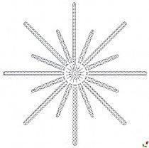 Crochet Bookmark Pattern, Crochet Snowflake Pattern, Crochet Bookmarks, Crochet Stars, Crochet Snowflakes, Doily Patterns, Crochet Motif, Crochet Doilies, Crochet Winter