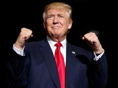Vài nét về Donald Trump Tổng thống thứ 45 của Hoa Kỳ