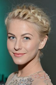 Top 20 Braid Hairstyles: Julianne Hough