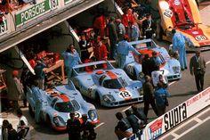 24 Horas de Le Mans 1971 - Porsche