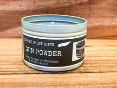 Excited to share this item from my shop: Gun - Gun Gifts - Gunpowder - Soy Candles Handmade - Novelty Gift - Gray Candle - Manly Decor - Container Candle - Gift For Men Wine Candles, Candle Jars, Candels, Handmade Candles, Handmade Gifts, Etsy Christmas, Christmas Gifts, Candle Containers