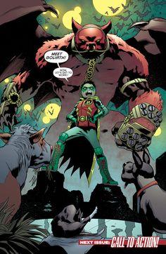 Robin - Son of Batman (2015) 9 Page 22
