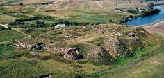 Așezări antice din Dobrogea #Dinogetia (Garvăn, comuna Jijila, judeţul Tulcea), #Arrubium (Măcin-Tulcea), #Troesmis (Igliţa, comuna Turcoaia, judeţul Tu... - România de vis - Google+