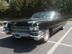 1963 Cadillac Fleetwood Sedan DeVille Survivor - http://barnfinds.com/1963-cadillac-fleetwood-sedan-deville-survivor/