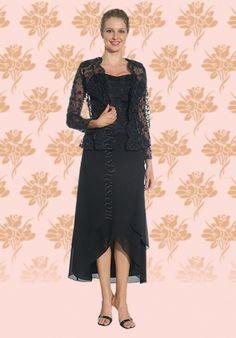 Mother Of The Bride Dresses Tea Length | ... Tea Length Mother Of The Bride Dress TKMB0088- US$149.99 - Owndresses