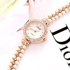 relógio com pulseira | S.O.S Srta Brito