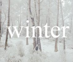 WINTER via Her Submissive Side tumblr
