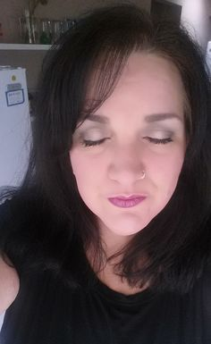 #Younique www.hippiepowerglam.com  Glorious Face and Eye Primer. BB Flawless in BISQUE. Pressed Powder in VELOUR. Blusher: SWEET. Lips: POMPOUS Lip Liner all over. LOVEABLE Lip Gloss on top. Eyes: Lined with CORRUPTED mixed with Rose Water as wet liner. Water Line: PRISTINE Precision Pencil Eyes: CURIOUS Pigment all over. CORRUPTED pigment in crease and on outer edge. 3D Fiber Mascara. #GloriousFace #EyePrimer http://juliesyouniquelashes.com/