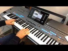 Yamaha Tyros 5 Sounds - YouTube