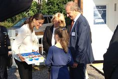 "Wednesday, August 29 Crown Princess attended a seminar on ""Sustainable Oceans Initiative."""