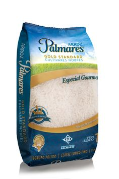 Rice Packaging by Ana Cristina Castilho, via Behance