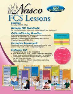FCS Lesson 6 - Child Development