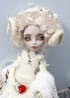 Monster High custom ©MoMo Doll.