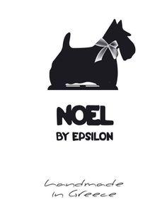 Handmade NOEL by epsilon logo !!! Our fave !!!
