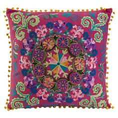Diana Pillow - Turkish Bazaar on Joss & Main