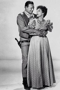 John Wayne - 1963McLintock!George Washington McLintock