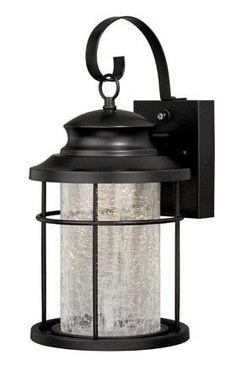 Alorton 1-Light Outdoor Wall Lantern