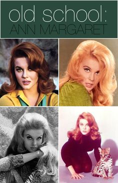 Vintage Ann Margret Hair