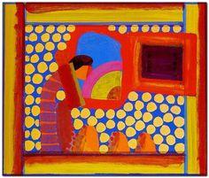 Paintings · Artworks · Howard Hodgkin · Page 22 Abstract Shapes, Abstract Art, Dragonfly Images, Howard Hodgkin, Jr Art, Elements And Principles, Preschool Art, Light Painting, Art Boards