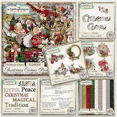 Christmas Comes Bundle just $4.50