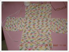 single piece toaster cover crochet - base for my own project.   one_piece by Liz2006, via Flickr