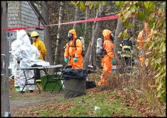 UPDATED: Four identified, arrested in raid on suspected Owls Head meth lab | PenBay Pilot