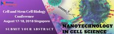 Stem cell science in concert with nanotechnology has the potential to revolutionize tissue regeneration and healing outcomes. Cell Biology Meeting  also focusing on different aspects of nanotechnology in Cell and Stem cell Science.  For more details visit at: https://www.meetingsint.com/genetics-molecular-biology-conferences/stemcells Submit your Abstract at:https://www.meetingsint.com/genetics-molecular-biology-conferences/stemcells/abstract-submission