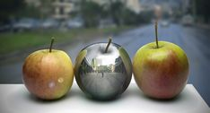 How to Create a Photo-Realistic Metal Apple in Photoshop | Photoshop Tutorials