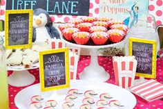 Mary Poppins Party with Lots of Really Cute Ideas