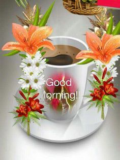 Good morning sister and all, have a lovely Wednesday, God bless, 🌞😃🍰☕❤💙💛. Good Morning Sister, Good Morning Thursday, Good Morning My Love, Good Morning Friends, Happy Saturday, Good Night Gif, Good Night Wishes, Good Afternoon Quotes, Good Morning Quotes