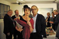 """Kristin Scott Thomas, Fabrice Luchini dans """"Dans la maison"""" (François Ozon, 2012)"""