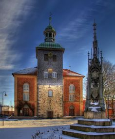 Stadtkirche St. Johannes der Täufer (1848-1850), Walsrode von >| Micha |<
