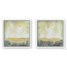 "New abstract painting ""Hopeful Regions"" Set of 2 Abstract Paintings, Contemporary Paintings, Art Blog, Canvas, Artist, Artwork, Inspiration, Tela, Biblical Inspiration"