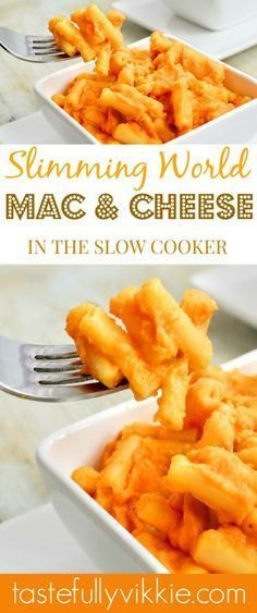 1.5 Syn Slimming World Slow Cooker Macaroni Cheese - Tastefully Vikkie (creamy macaroni and cheese slow cooker)