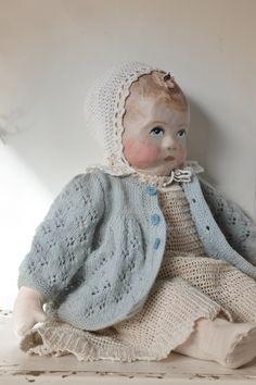 Very Vintage doll Pop Joopie (Nelleke Hoffland)