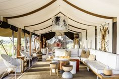 How to Plan an African Safari That's Out-of-This-World Luxurious  - ELLE.com