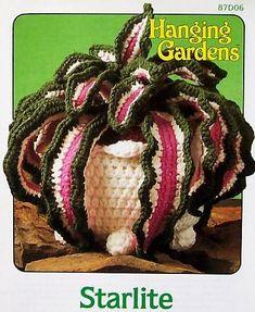 Crochet Hanging Gardens Starlite AA