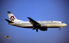 America West Airlines - Boeing 737