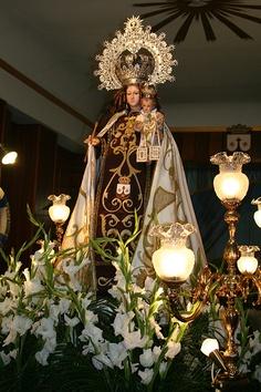 Fiestas Virgen del Carmen. Santa Pola