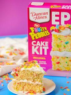 Duncan Hines Epic Baking Kits Reviews and Info (Dairy-Free Varieties) Dairy Free Recipes, Vegan Recipes, Cake Kit, Duncan Hines, Free Food, Baking, Products, Vegane Rezepte, Bakken