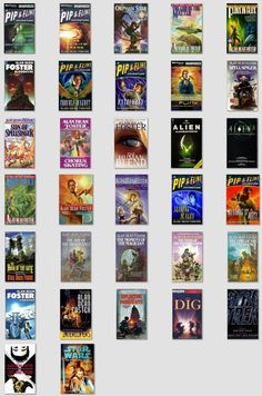 Alan Dean Foster - so many great books! I truly love his Flinx and the Humanx books, Cachalot ( whales), Sentenced to Prism ( grown starships, c'mon!)