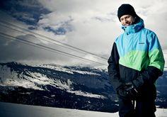 Rider: Julian Fürsinger   Location: Laax   Photo: Dominic Zimmermann   Fall / Winter Collection 2012/2013   www.zimtstern.com   #zimtstern #fall #winter #mens #collection #snow #board #snowboard #clothing #outerwear