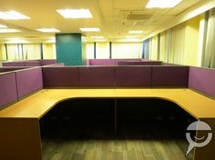 Check out the funky color of this office for rent in Pasig! It definitely exudes fun, which can be conducive for a relaxed but productive work environment. See the rates: http://www.myproperty.ph/properties-for-rent/offices/pasigcity-manila/office-for-rent-at-tycoon-center-767sqm-641242?utm_source=pinterest&utm_medium=social&utm_campaign=listing#1 #Philippines #RealEstate