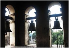 Catedral de Córdoba, Argentina: visita al campanario