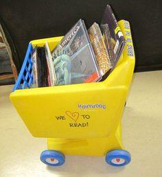Librerie portatili fai-da-te per bambini 012