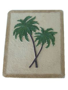 Palm Tree Oasis Kitchen Rug Laundry Room Mat Tropical Decor Decorating Pinterest Rooms And