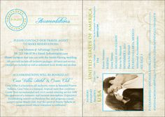 passport to paradise wedding invitations with photo.  very cute and theme related.
