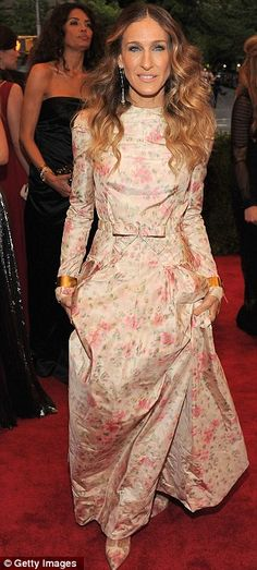 not a fan of covering the entire body in a very pastel floral print - with a bow